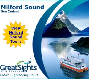 Great Sights Milford Sound Tours
